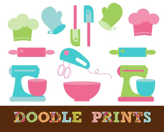 Baking clipart banner Cooking Cliparts Zone Cliparts Art