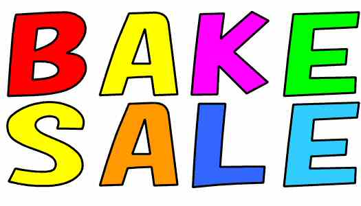 Baking clipart banner Bake Sale Free Pictures art