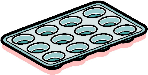 Brownie clipart la mode Panda Clipart Utensils Baking Clipart