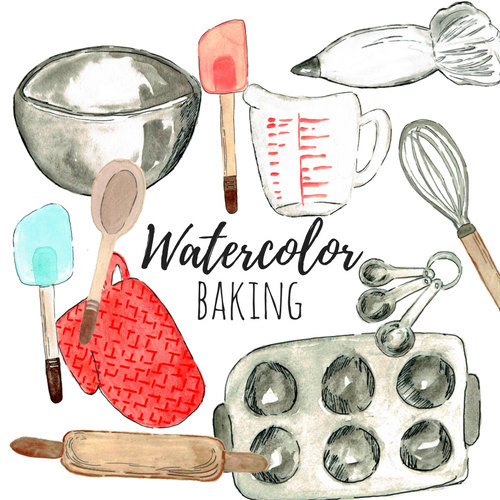 Baking clipart commercial cooking Art clip for Clip Cooking