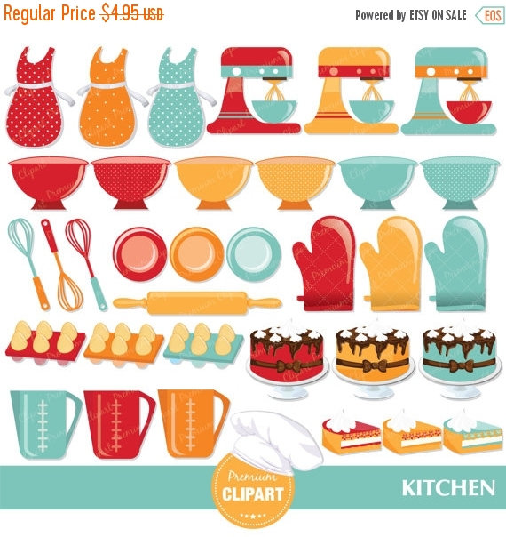 Baking clipart commercial cooking Clip clipart OFF baking art