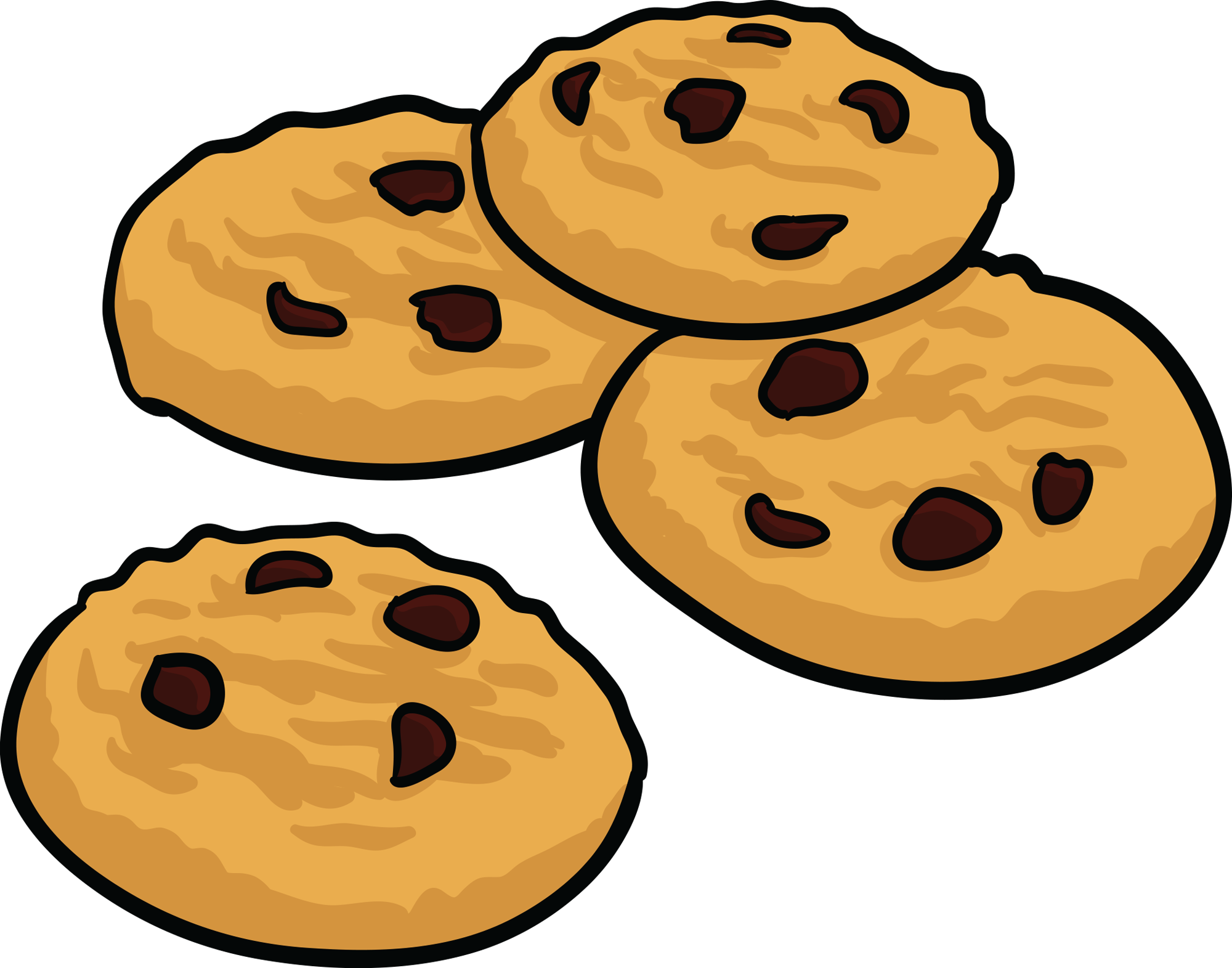 Baking clipart cookie dough Food Confe 014 Gluten Crazy