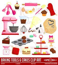 Baking clipart cooking dinner Fun Digital  Crockpot Tools