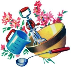 Baking clipart cooking supply Baking Items 14 Pinterest art