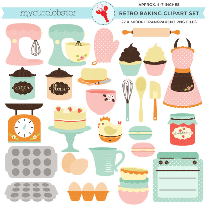 Baking clipart cute Baking of This Clipart mixers
