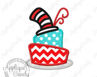 Cake clipart dr seuss Dr Etsy 4x4 Seuss INSTANT