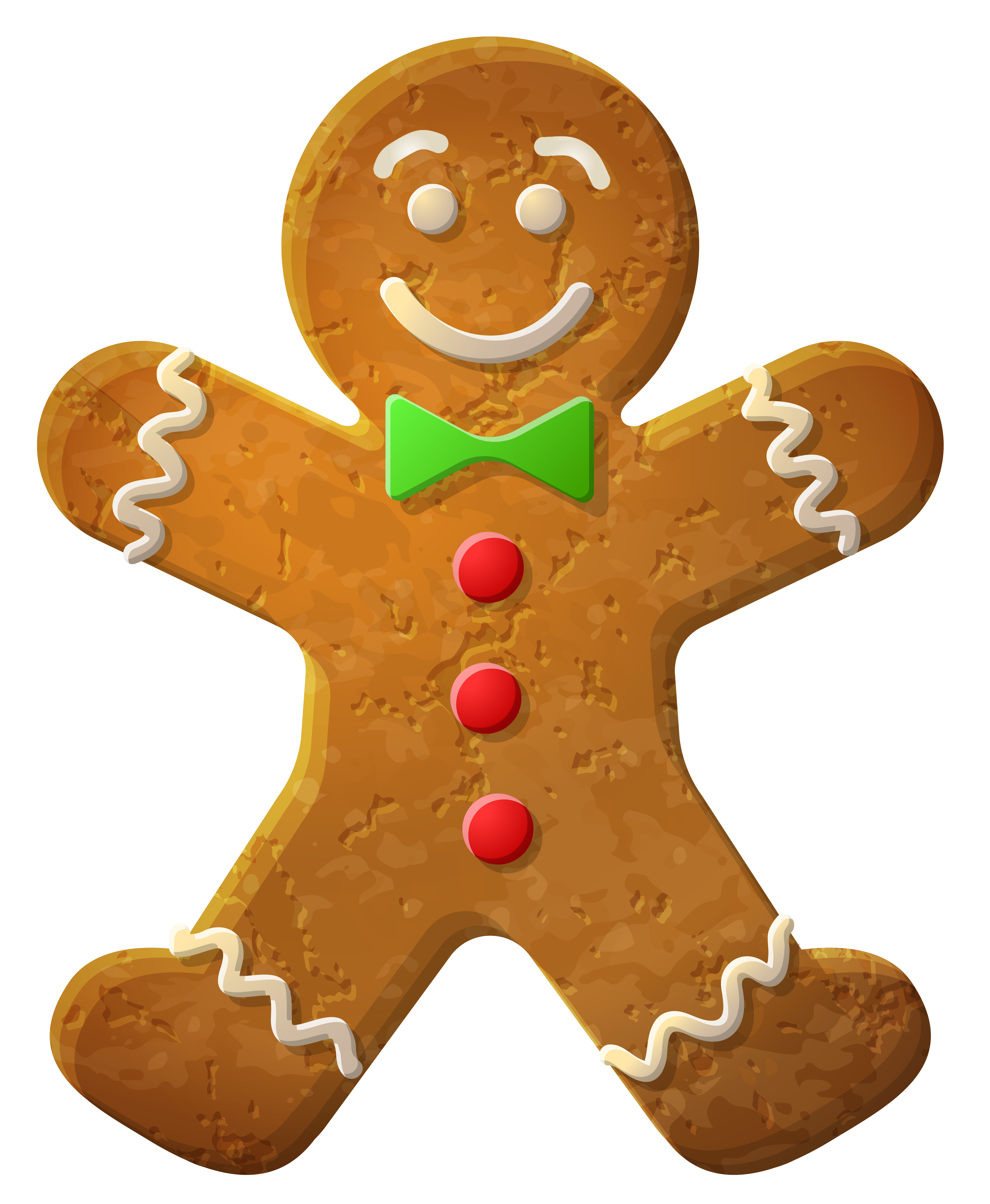 Gingerbread clipart cookie decorating #14