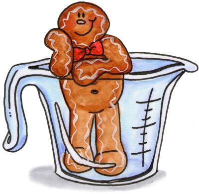 Gingerbread clipart alphabet Images Gingerbread december Gingerbread man