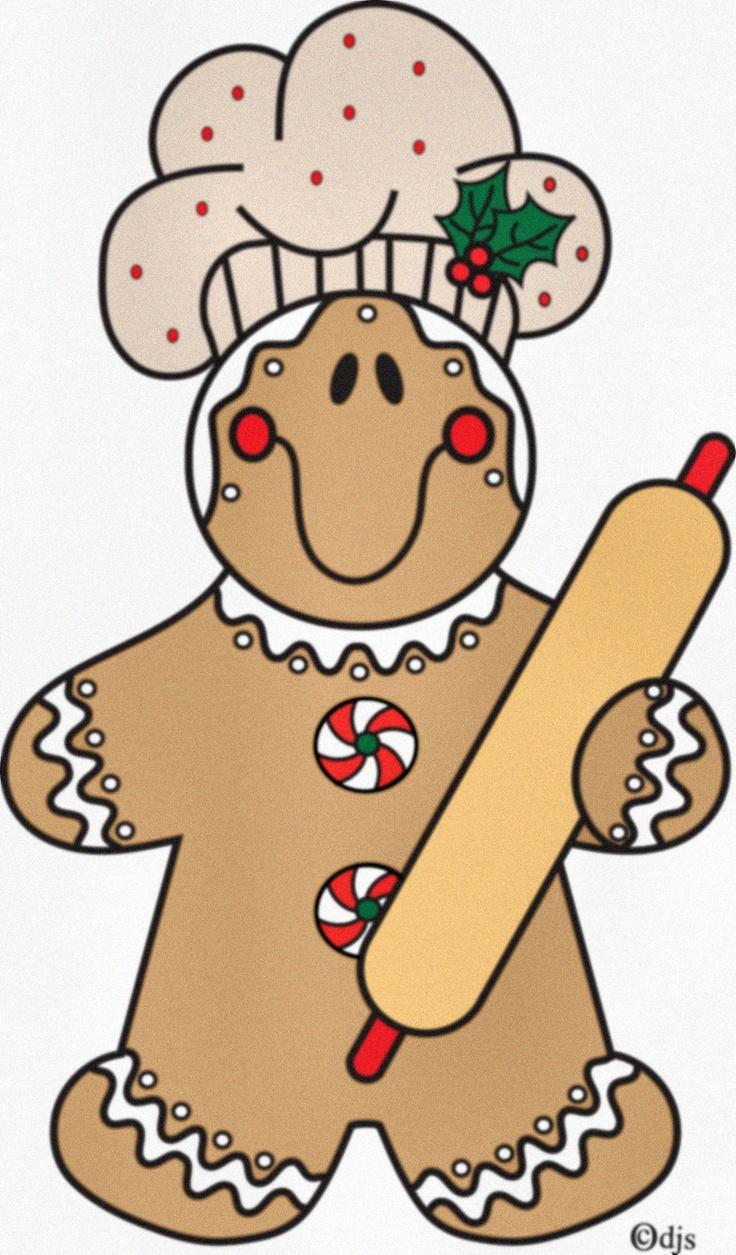 Gingerbread clipart alphabet Pinterest magicwonderta best me designs