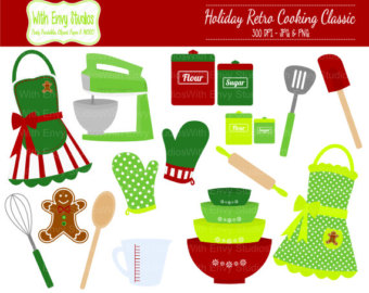 Baking clipart holiday baking Cooking Clipart Baking Clipart Holiday