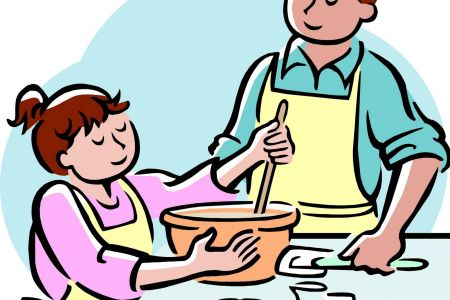 Baking clipart kids cook Clipartcartoon Images  Clipart cooking