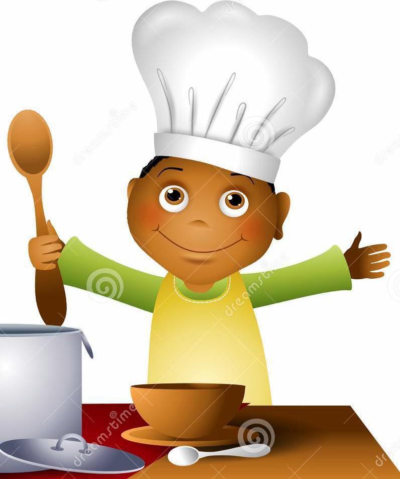 Baking clipart kids cook Colorado Camp Junior in Junior