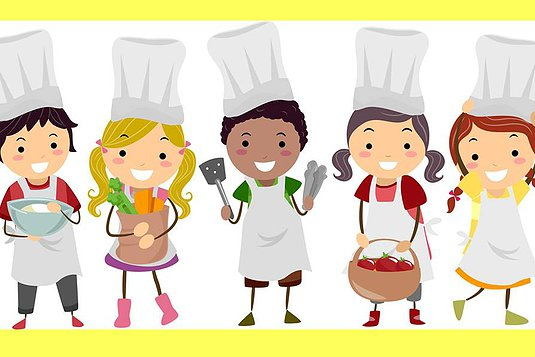 Baking clipart kids cook Clipground Cooking cooking Kids T1D