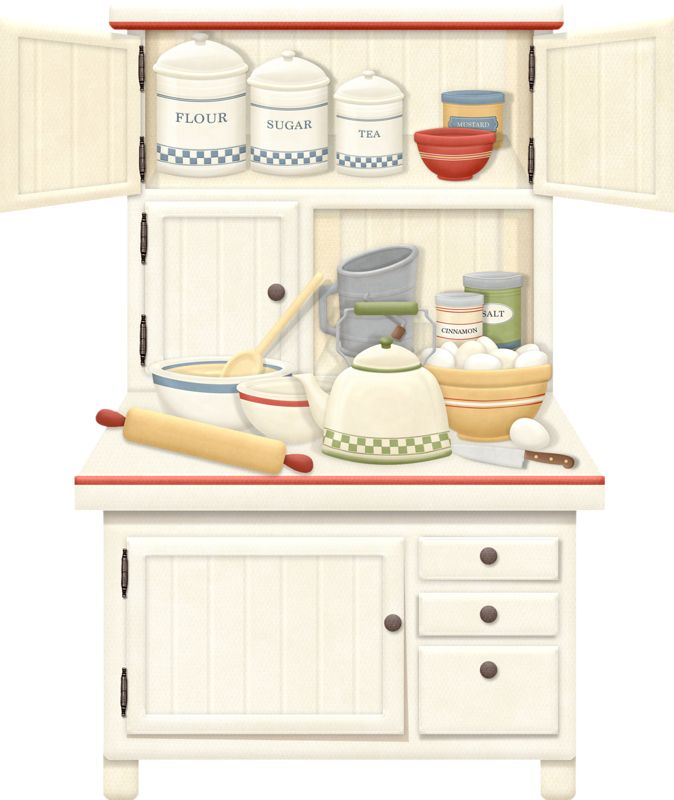 Baking clipart kitchen furniture 226 the PartyKitchen ClipartBaking PartyPizza