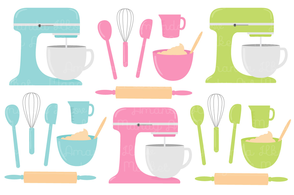 Pink clipart mixer Fresh  Ilkov by &