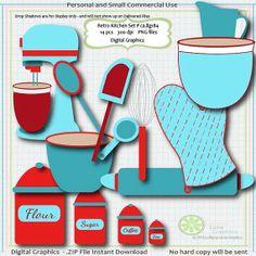 Baking clipart kitchen mixer Download Baking Pots grrraphics Mixer
