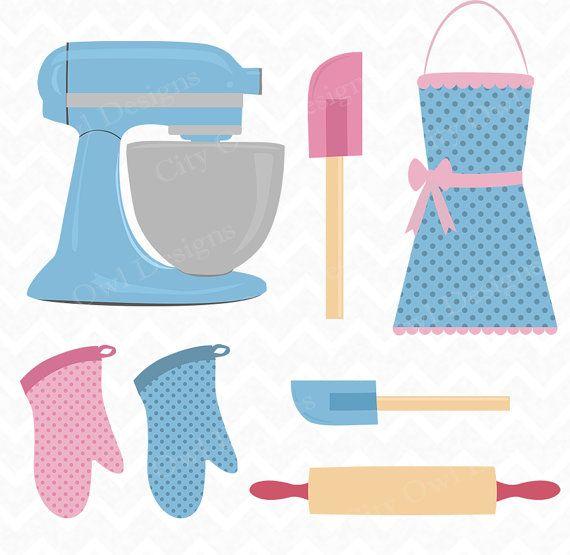 Baking clipart kitchen mixer Kitchen Website Clipart Pinterest templates