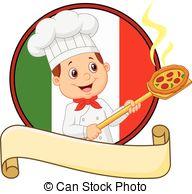 Baking clipart little boy Clipart boy of Cartoon Illustration