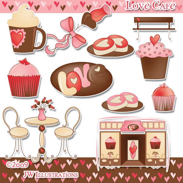 Baking clipart love Love DeviantArt Cafe by on