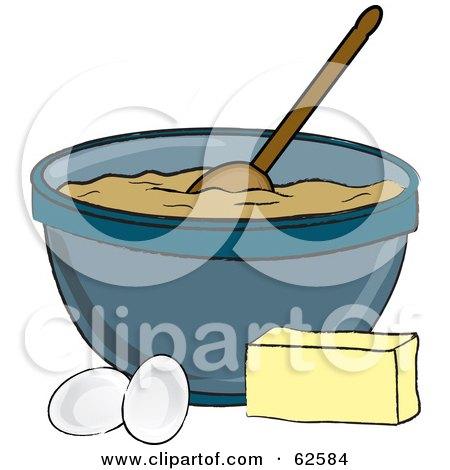 Baking clipart mixing bowl Clipart Free clipart Baking bowl