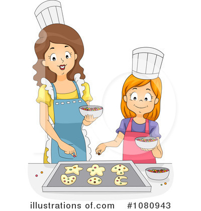 Baking clipart mom By Design Design (RF) Baking