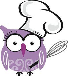 Baking clipart owls  Clip Do Google cooking