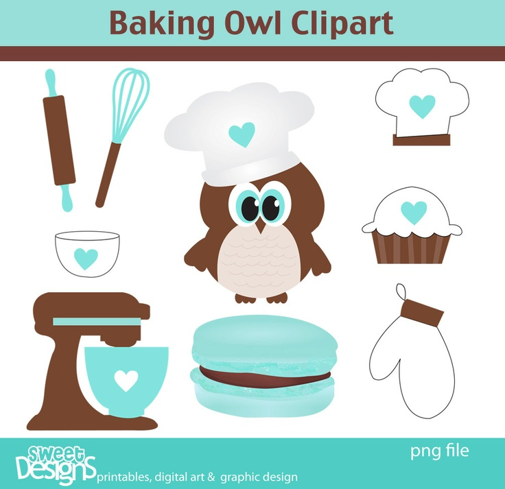 Baking clipart owls Valentines use Gufi Cliparts Owl