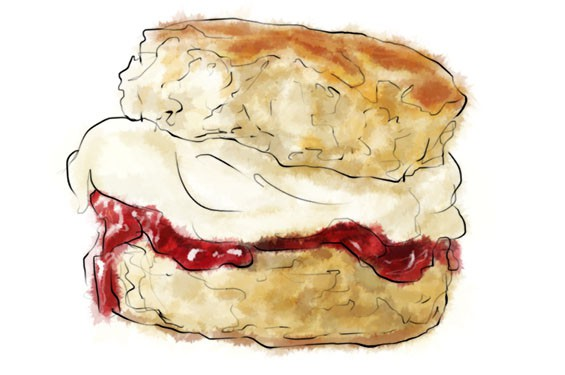 Baking clipart scones Knowles by Katherine Simple Sensory