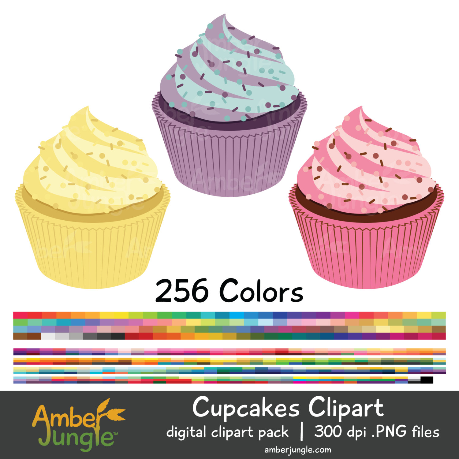 Baking clipart sweet treat A with is for Clipart
