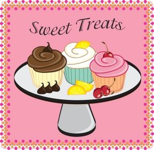 Baking clipart sweet treat Pin SWEETS this 275 YUMMY