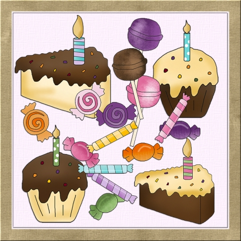 Baking clipart sweet treat Exclusive : Treats Clip Sweet