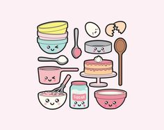 Baking clipart vector Vector baking  High Clip