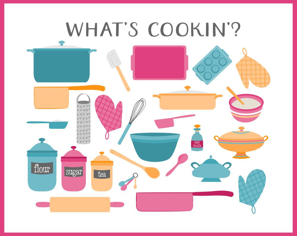 Baking clipart vector Clip Graphics Blog Graphics Vector