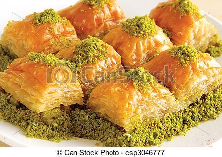 Baklava clipart dough Pictures peanut baklava 3 Baklava