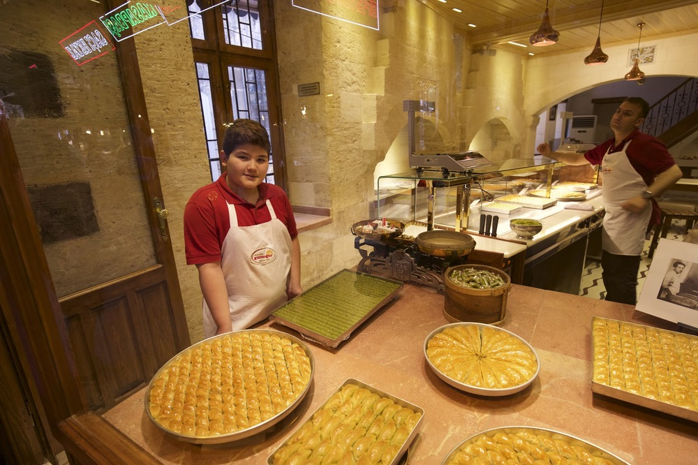Baklava clipart gulluoglu Gulluoglu & Food Gaziantep of