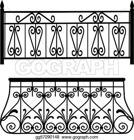 Balcony clipart Royalty Free Clip GoGraph City