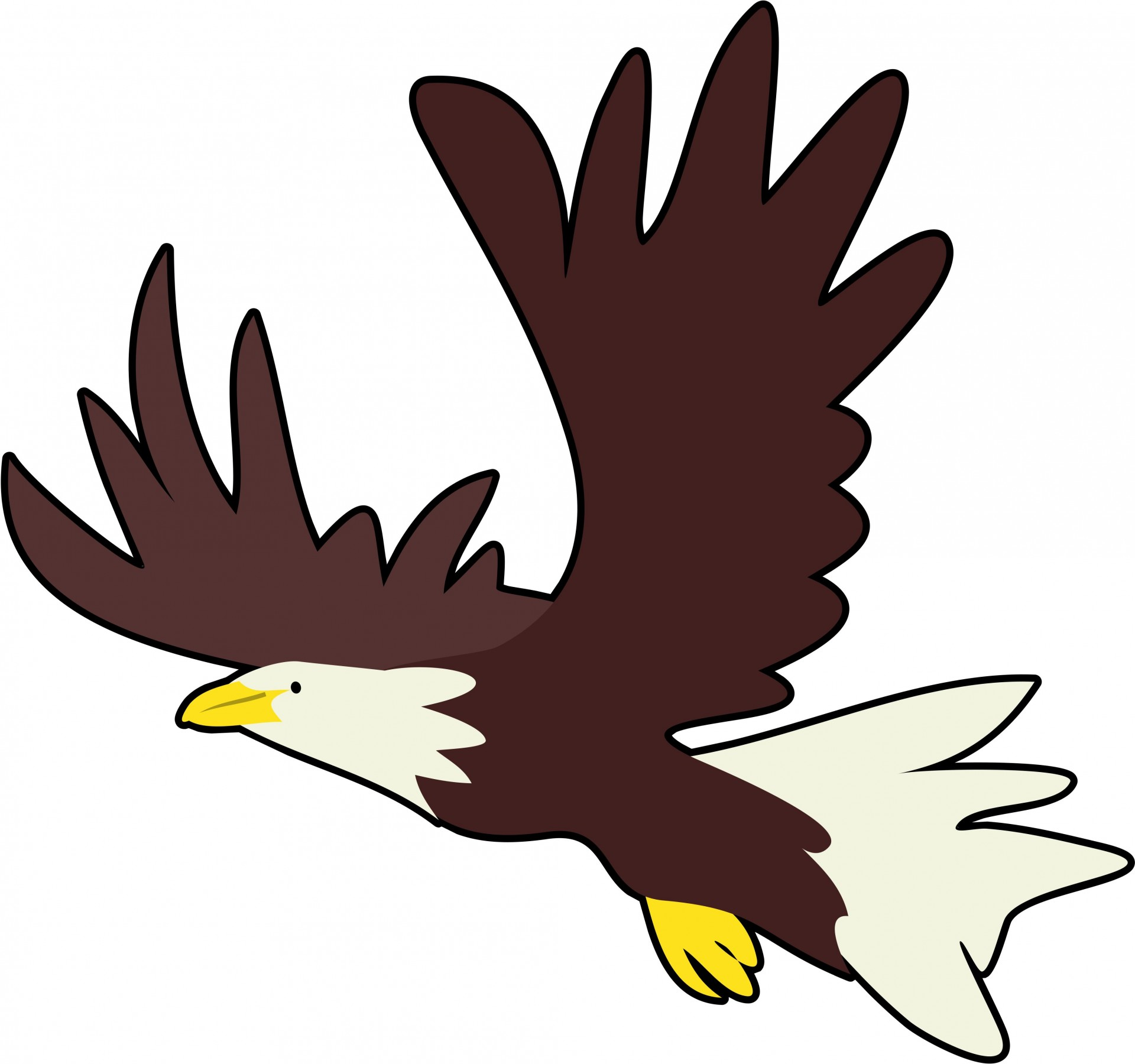 Wildcat clipart eagle claw Eagle Bald Photo Public Clipart