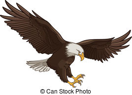 Eagle clipart  Vector a Eagle Illustrations