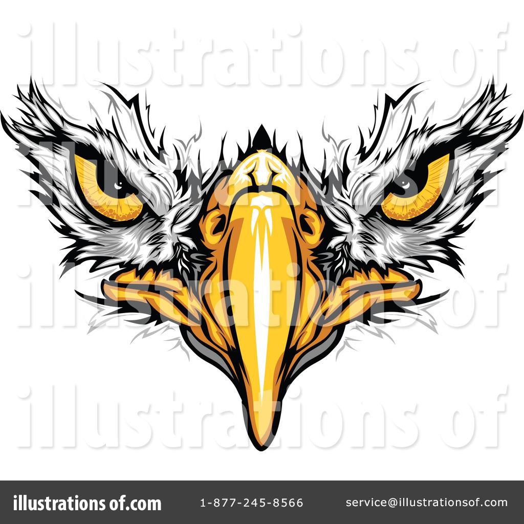 Bald Eagle clipart hawk (RF) by #1110552 Clipart Chromaco