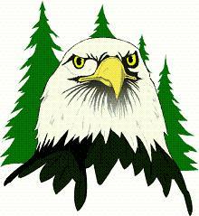 Bald Eagle clipart patriotic Svg in clipart eagle Free