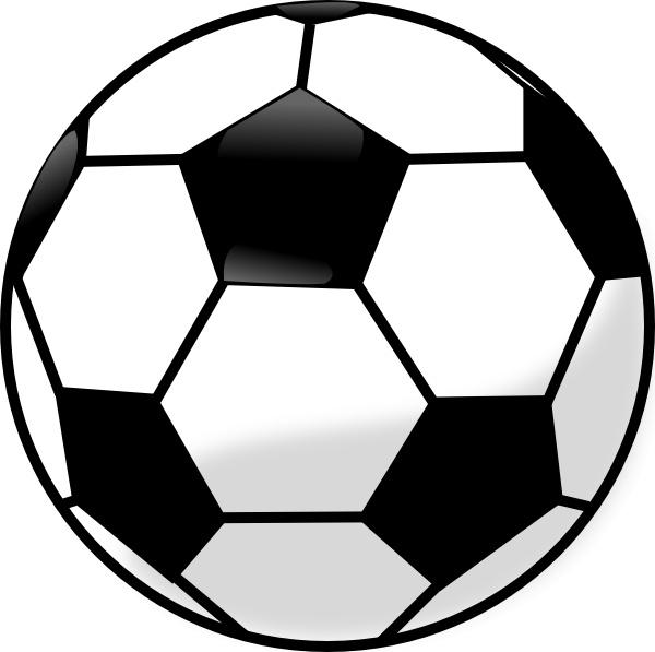 Ball clipart Soccer art drawing Ball svg