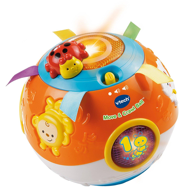 Ball clipart baby toy Crawl Amazon Games Orange: