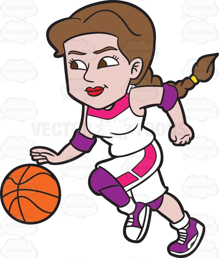 Ball clipart cartoon basketball Football Clipart ball #cartoon
