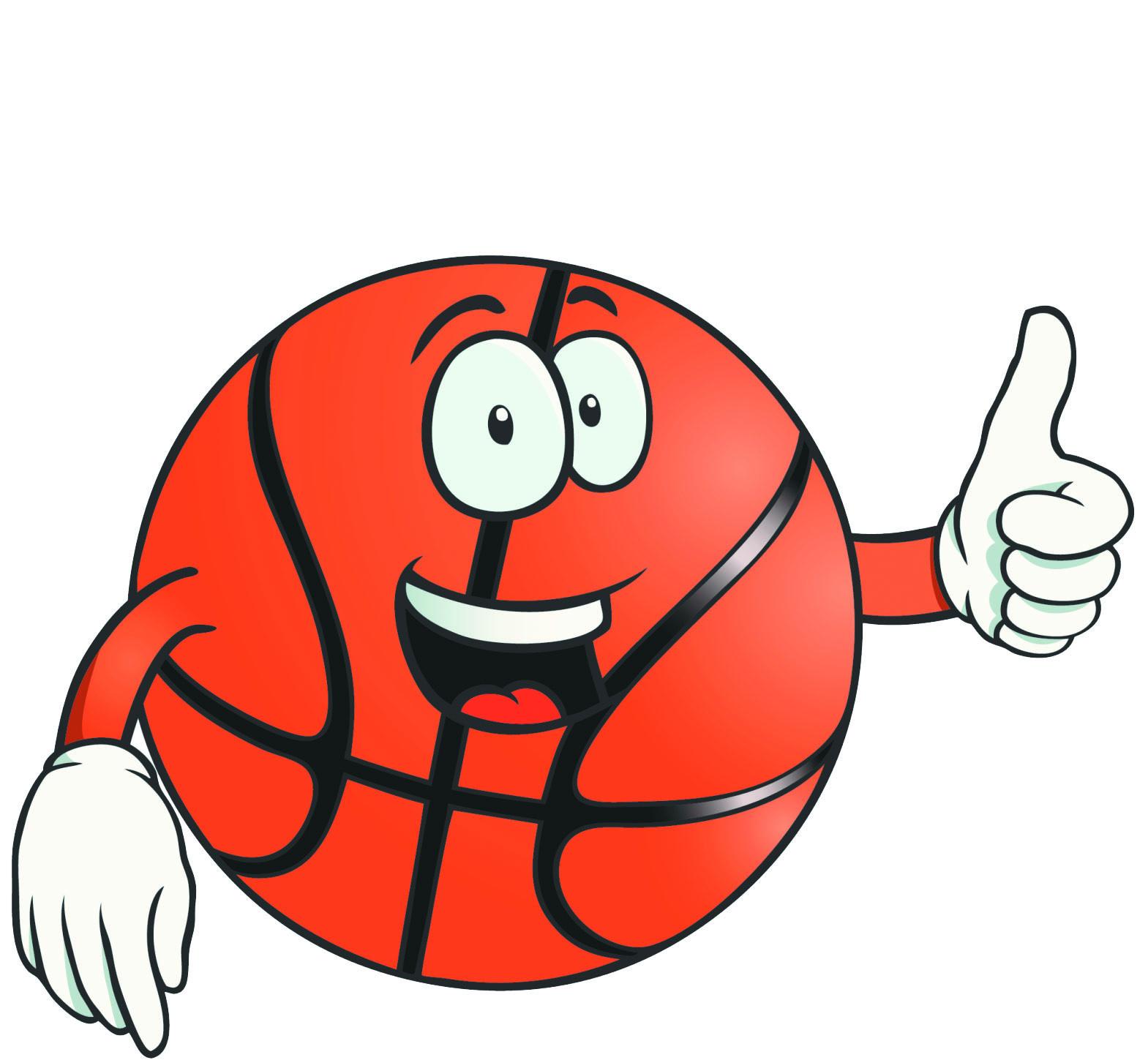 Ball clipart cartoon basketball On Free Clip Free Cartoon