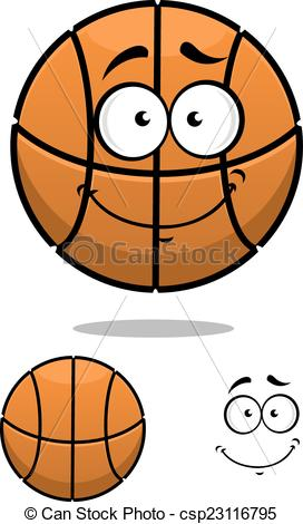 Ball clipart cute Face cute character with a