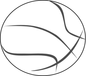 Ball clipart netball ball Clker Ball B B
