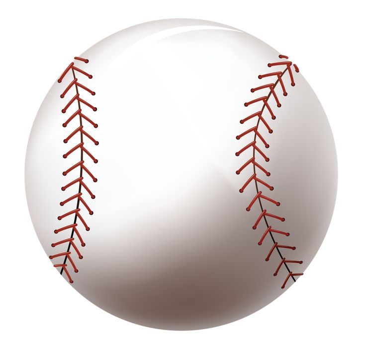 Ball clipart rounders ArtBaseball · on Фотки images