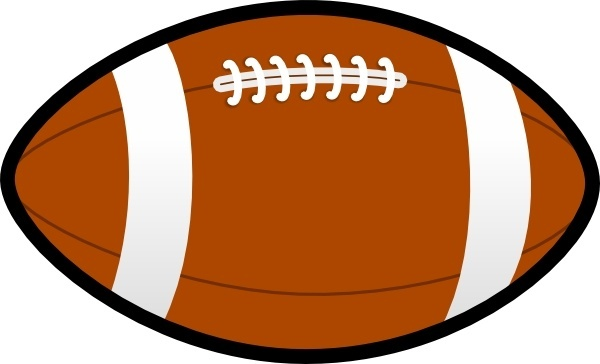 Ball clipart rugby union  download clip (40 Football