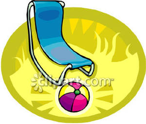 Ball clipart the chair Chair Free A and Picture