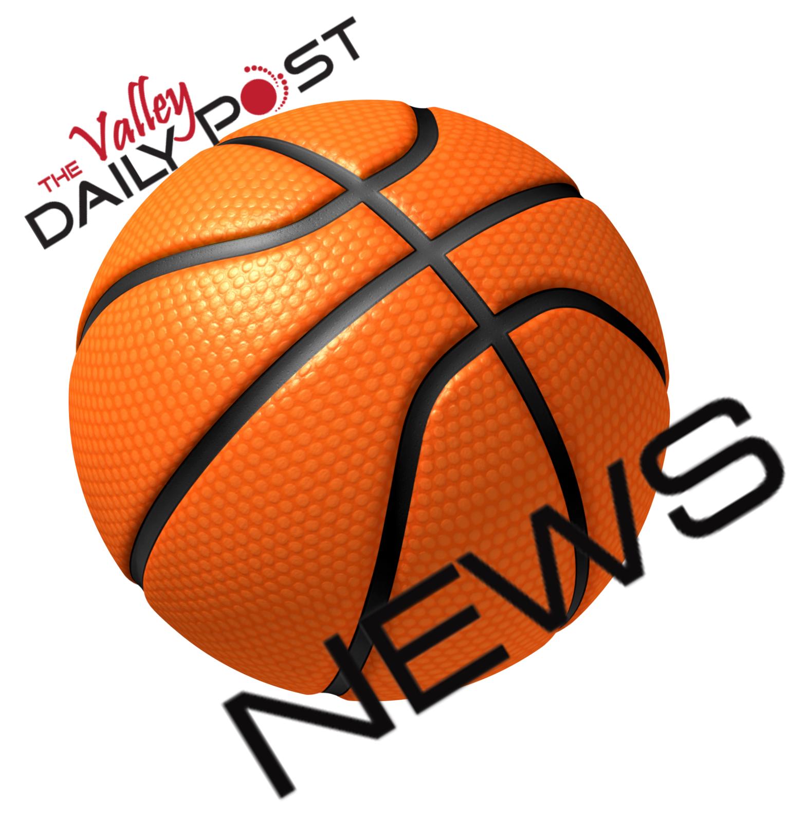 Ball clipart vally Team tall Espanola Colorado Basketball